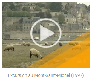 Vidéo : excursion au Mont-Saint-Michel