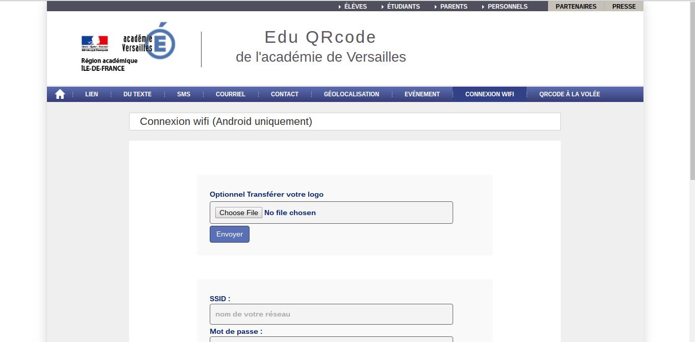 Edu QR Code