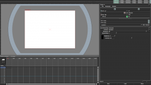 Opentoonz interface simple