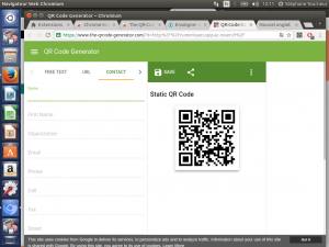 the qr code extension 2